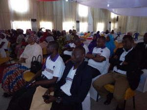 Some FCMB Maiduguri branch staff present at the event
